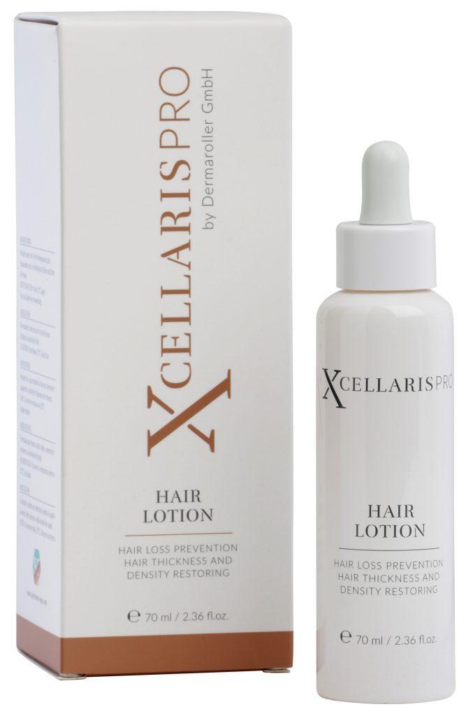 Hair lotion
